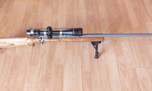 Ruger M77 Mark 2 Target rifle